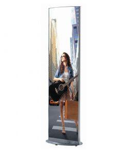 Ayaklı Totem Poster Pano 500mm x 1700mm