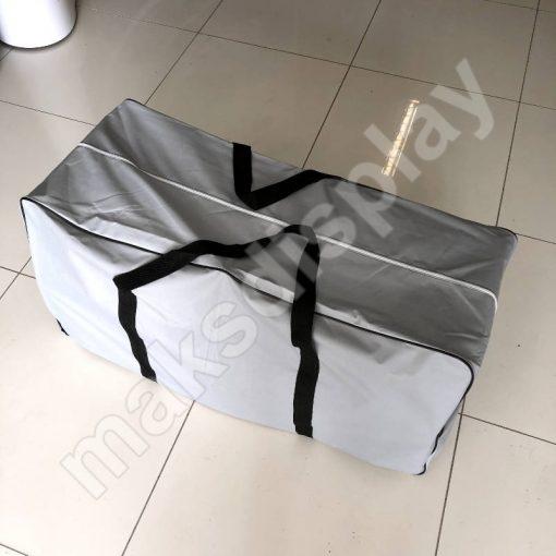 Plastik Oval Tanıtım Standı Çanta