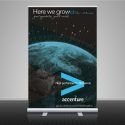 Roll Up Banner 120cm x 200cm