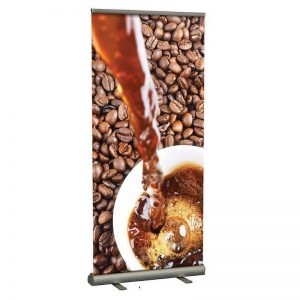 Smart Roll Up Banner 100cm