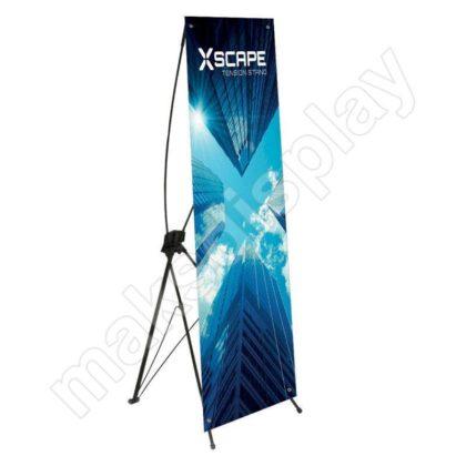 X Banner 60cm x 160cm
