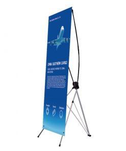 X Banner 60cm x 180cm