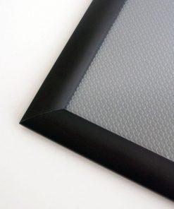 25mm Siyah Alüminyum Çerçeve