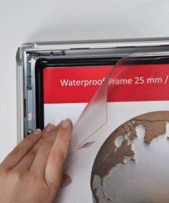 25mm Su Geçirmez Çerçeve