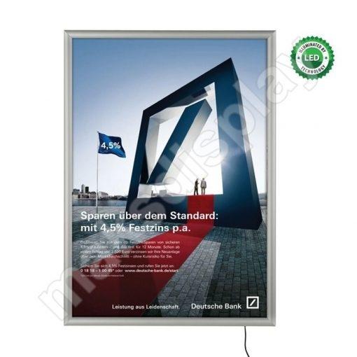 Eko Poster Led LightBox Tek Taraflı