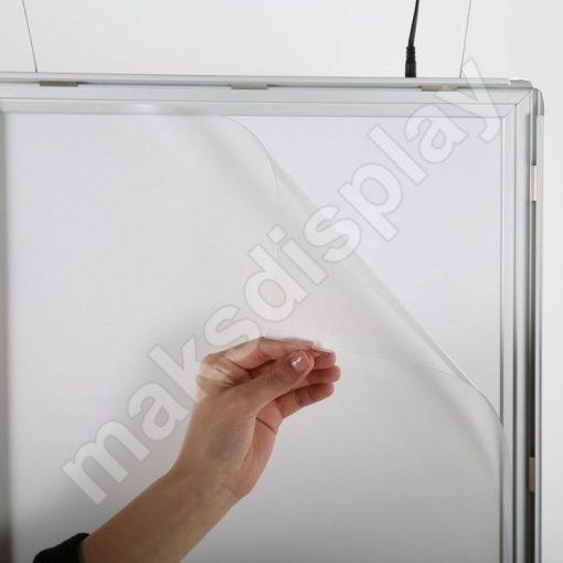 Eko Poster Led LightBox Çift Taraflı