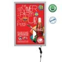 Smart Poster Led Light Box Dış Mekan