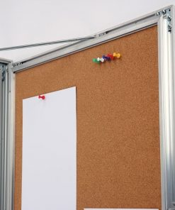 Universal Showboard Manyetik & Mantar Zeminli